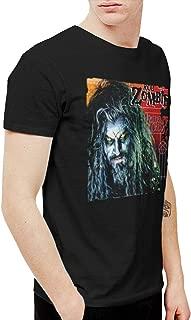 Avis N Men's Rob Zombie T-Shirt Black