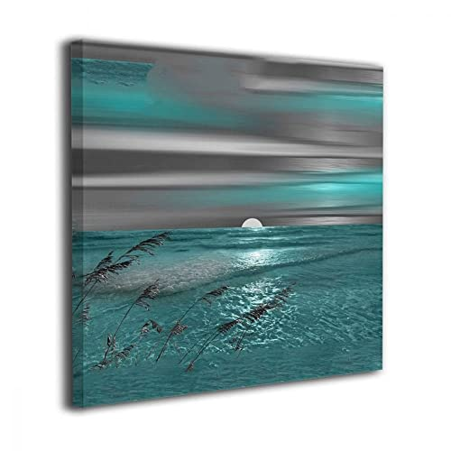 Teal Pictures For Walls Amazoncom