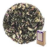 Núm. 1158: orgánico 'Ocho tesoros' - hojas sueltas ecológico - 100 g - GAIWAN® GERMANY - té verde y negro de China, jazmín, pétalos de rosa