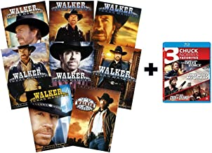 walker texas ranger complete collection