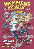 Wimmen's Comix #3 (2nd Printing, cover Price $.75)