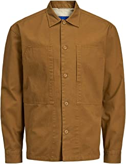 Jack & Jones Joradrian Shirt LS Camisa para Hombre
