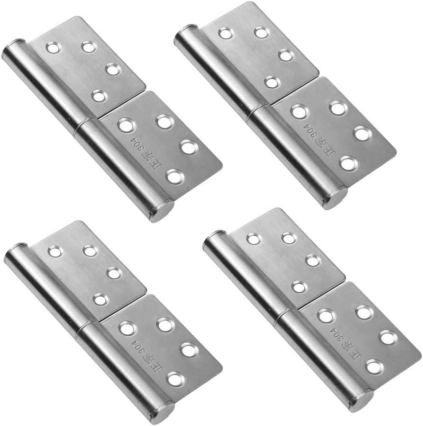 XMRISE Stainless Steel Hinges Max 58% OFF Door Furn Drawer Durable Popular popular Connector