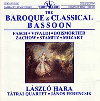 The Baroque & Classical Bassoon