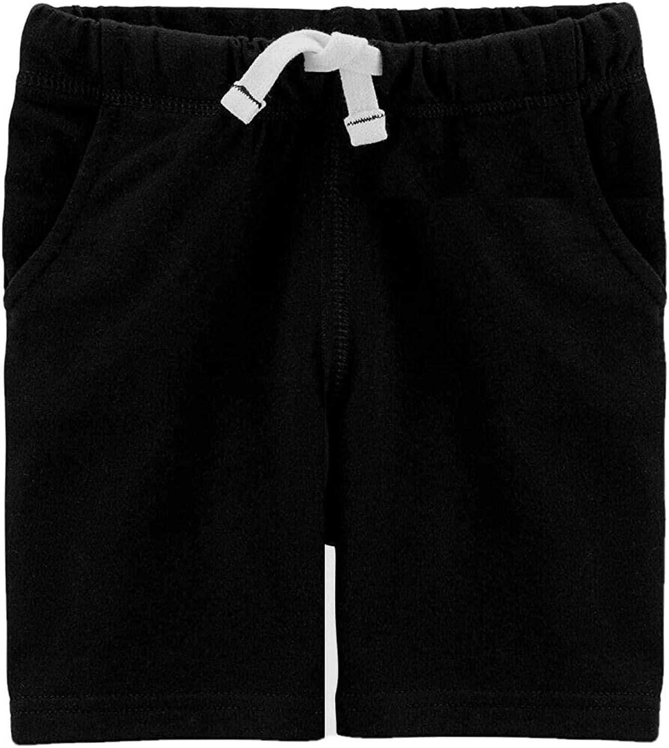 Al Daily bargain sale sold out. Carter's Girls Black Knit Size Shorts 5 4