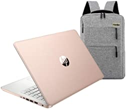 2021 HP 14 inch TouchScreen HD Laptop, Intel Celeron N4020, 4GB DDR4, 64GB eMMC, 1 Year Microsoft...