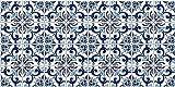 Vinilicca - Alfombra vinílica - Hidraulik Blue - 250 x 64 x 0,024 cm - Diseño Exclusivo - Adapta a Cualquier Tipo de Suelo - Multicolor - Accesorios para el hogar - Alfombra para decoración
