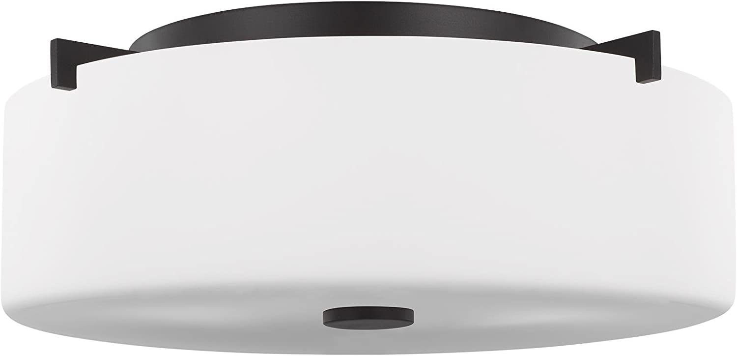 Popularity Sea Gull Lighting FM313ORB Sunset Drive Two Flush Light Small Special price Mo