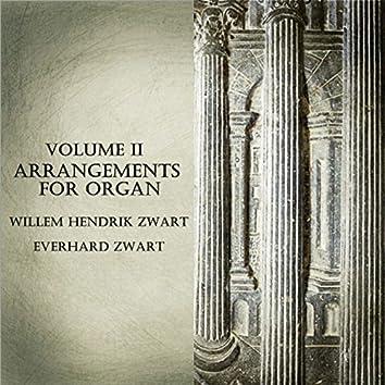 Chorale Arrangements for Organ, Volume II