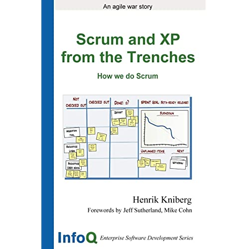 Scrum and XP from the Trenches (Enterprise Software Development)