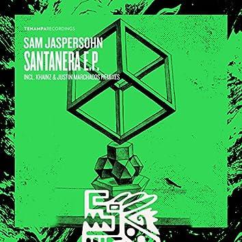 Santanera EP