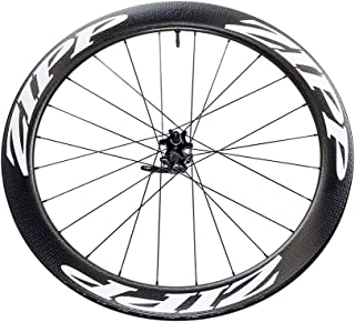 Zipp 404 Firecrest Carbon Disc Brake Road Wheel - Tubeless Black, Rear,SRAM/Shimano