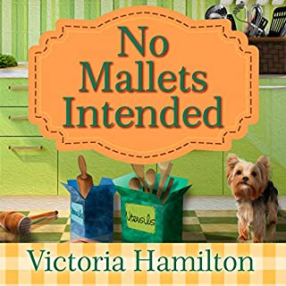 No Mallets Intended audiobook cover art