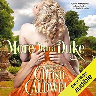 More than a Duke cover art