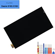 for HTC Desire 816 D816 Replacement LCD Touch Screen Display Assembly Black + Tools