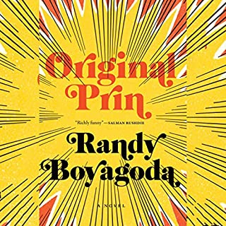 Original Prin cover art
