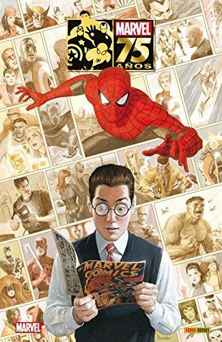 Marvel. 75 Años (Marvel gold omnibus)