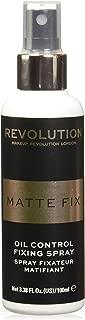 Make Up Revolution London London Oil Control Fixing Spray, 100ml
