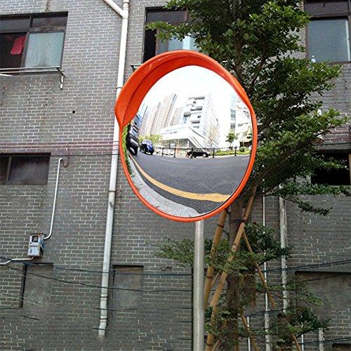 Convesso specchio Specchio convesso di sicurezza 60cm,specchio panoramico stradale,per la sicurezza stradale e la sicurezza negozio