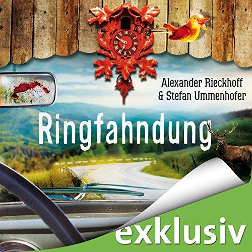 Ringfahndung audiobook cover art