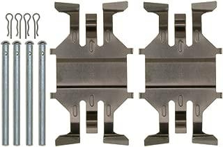 Gold Hose /& Stainless Banjos Pro Braking PBF9674-GLD-SIL Front Braided Brake Line