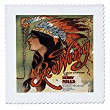 3dRose qs_169969_4 Ogalalla Indian Love Song, Native