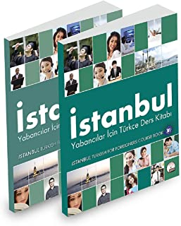 Turkish B1 Istanbul Pre-intermediate Course Book with Audio Cd + Workbook