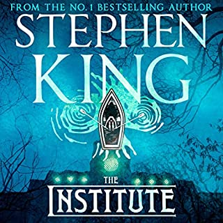 Couverture de The Institute