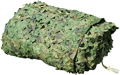 Filet de camouflage, Filets Camo Militaires Poids léger pour la chasse, Camping parasol, Tournage, Filets de prougeection solaire, Maille de prougeection solaire Couverture solaire Stores d'ombre