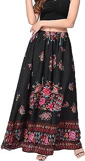 bandhani long skirts