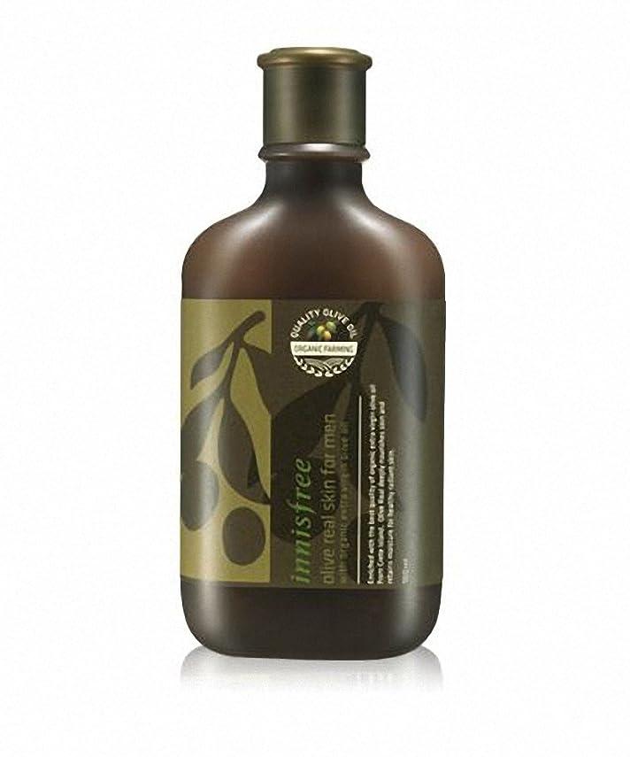 雪だるま泣き叫ぶ要塞[イニスフリー] Innisfree オリーブリアルスキンフォアマン(150ml) Innisfree Olive Real Skin For Men(150ml)  [海外直送品]