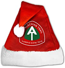IGYoh Appalachian Trail Christmas Hat Children Adults Santa Hat for Celebration