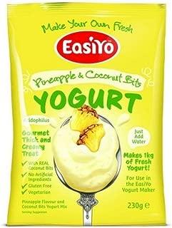Easiyo Pineapple With Coconut Bits Yogurt 230g