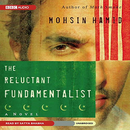 The Reluctant Fundamentalist  cover art