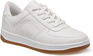 CS20012 Beyaz Kadın Sneaker Ayakkabı