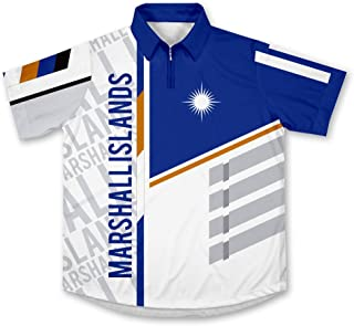 ScudoPro Marshall Islands Technical Polo Shirt for Men and Women