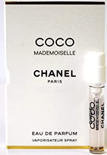 Coco Mademoiselle Eau De Parfum Perfume Sample Vial Travel 1.5 Ml/0.05 Oz by Paris Fragrance
