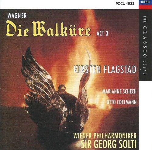 ワーグナー:楽劇「ワルキューレ」~第3幕(全曲)の詳細を見る
