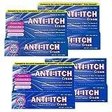 Dr. Sheffield's Anti-itch Cream with Histamine Blocker - 1.25 Oz. (4)