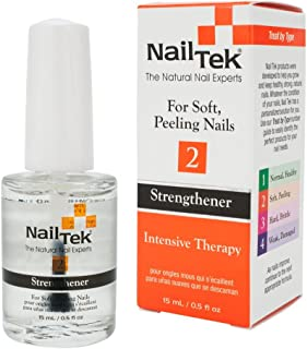 NailTek Intensive Therapy 2 Strengthener 0.5 Ounce