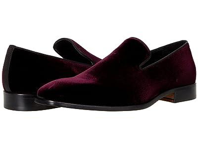 Massimo Matteo Italian Velvet Slip-On