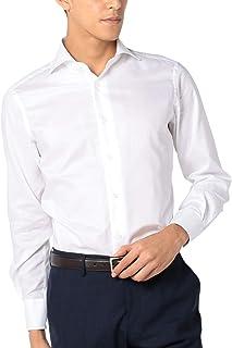 [シップス] アルビニ社製生地 オックスフォード ホリゾンタルカラー シャツ メンズ 111135529