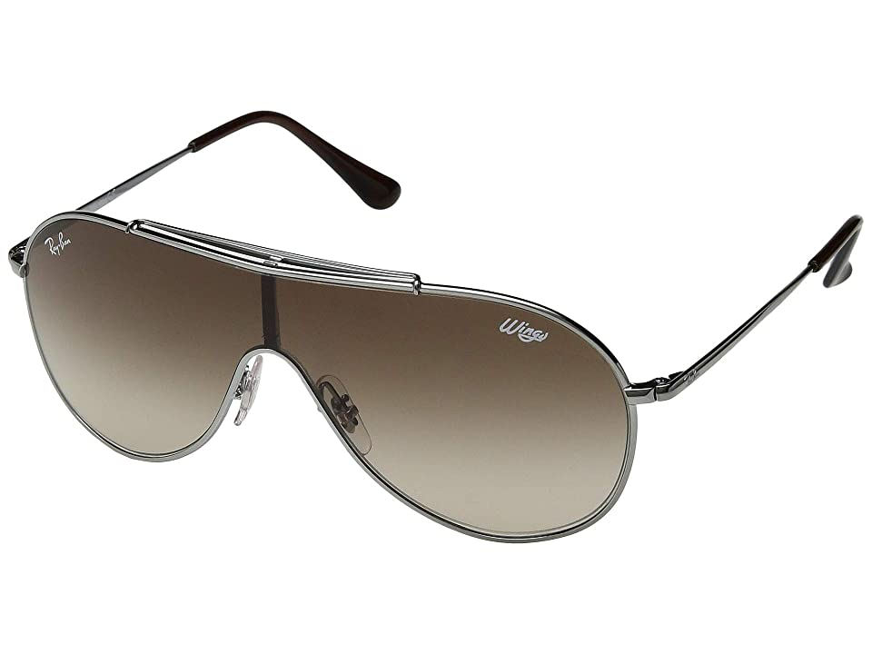 Ray-Ban Junior RJ9546S 20 mm (Youth) (Gunmetal) Fashion Sunglasses