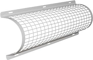 Ecoheater - Protector para calefactor tubular (modelo Hylite 2ft), color blanco