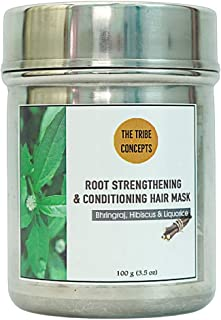 The Tribe Concepts Root Strenghtening and Conditioning Hair Mask_100g
