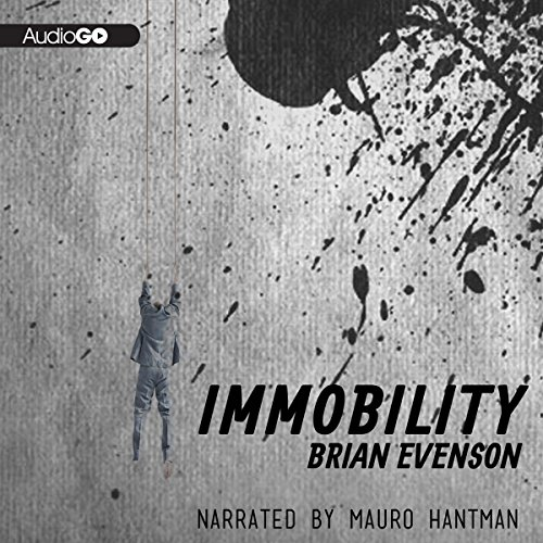 Immobility audiobook cover art