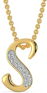 Malabar Gold and Diamonds 18k (750) Yellow Gold Pendant for Men and Women