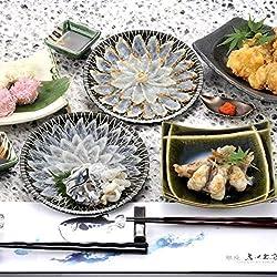 福岡特産_ふぐのおもてなしコース