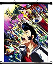Space Dandy Anime Fabric Wall Scroll Poster (16