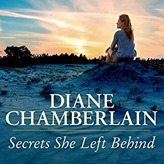 Secrets She Left Behind audiobook cover art